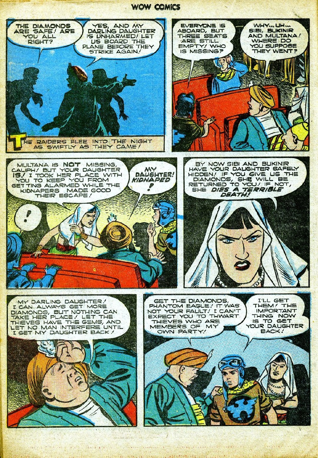 Wow Comics issue 57 - Page 18