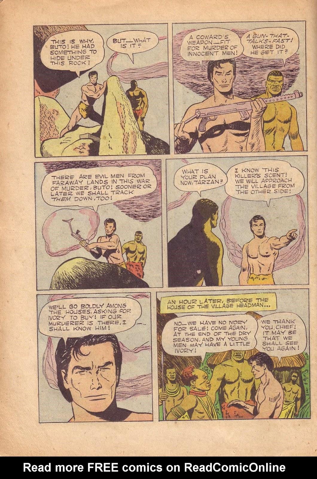 Tarzan (1948) issue 50 - Page 34