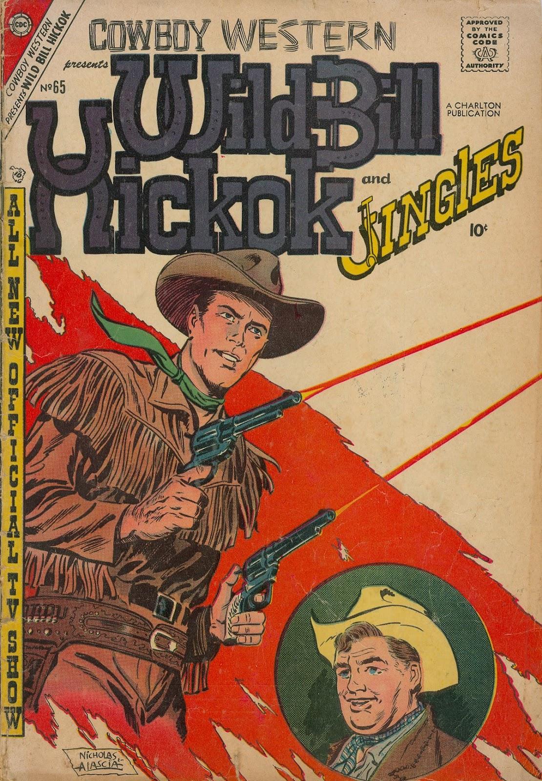 Cowboy Western 65 Page 1