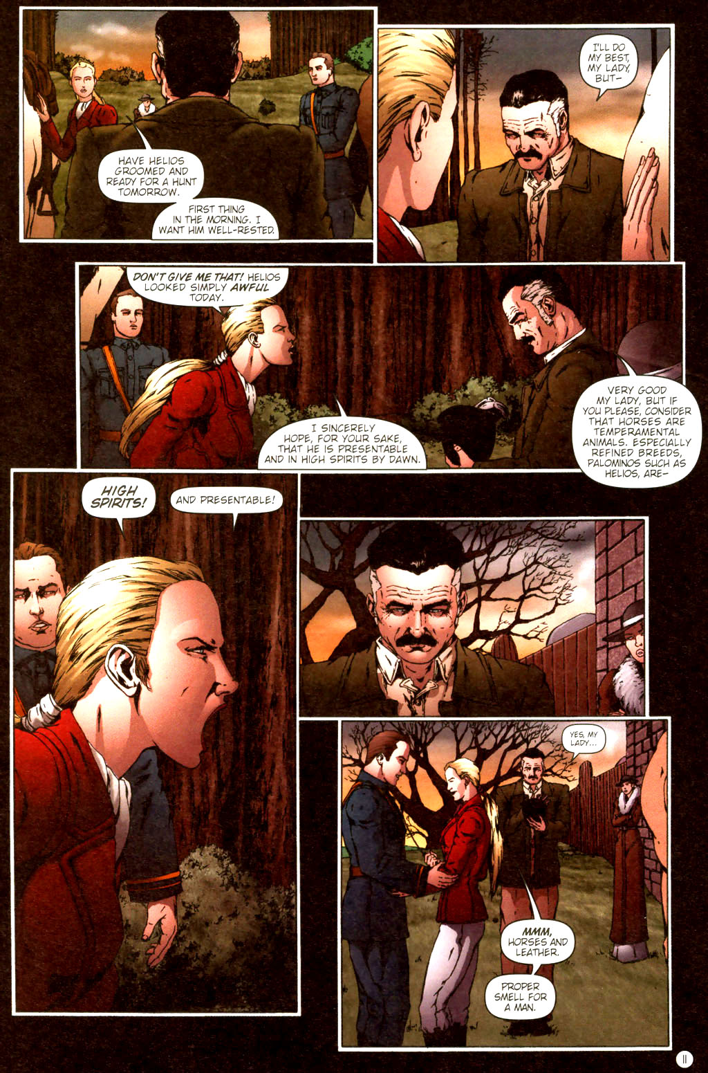 Read online Rex Mundi comic -  Issue #9 - 15