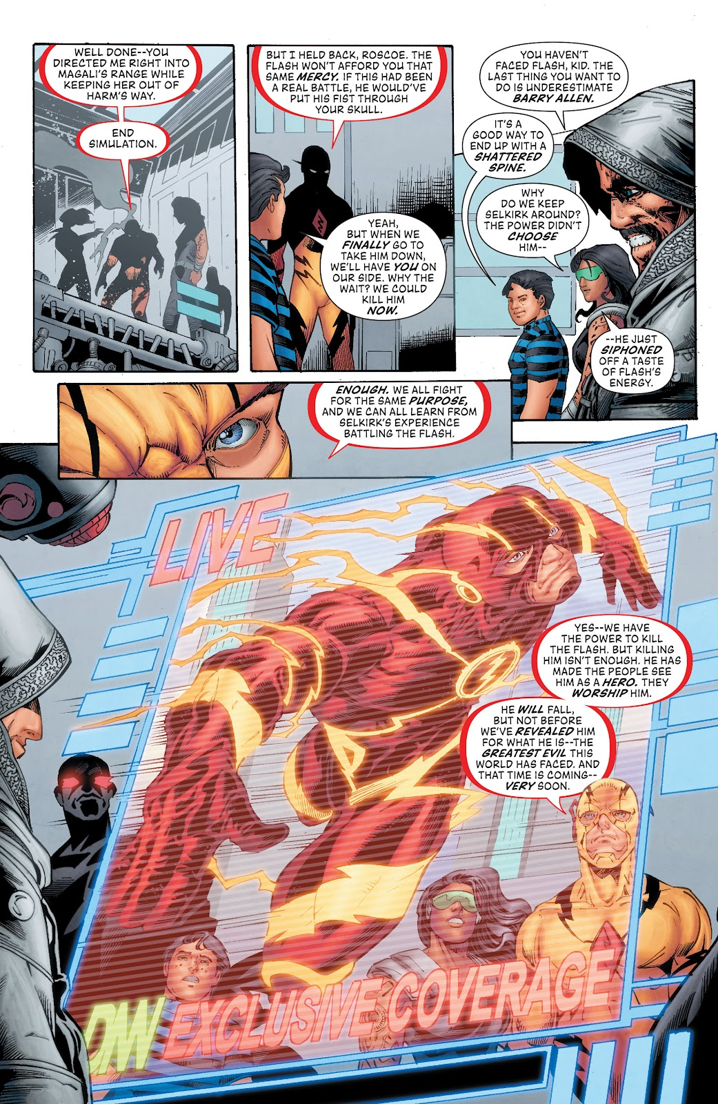 Read online The Flash (2011) comic -  Issue # _TPB 8 (Part 1) - 86