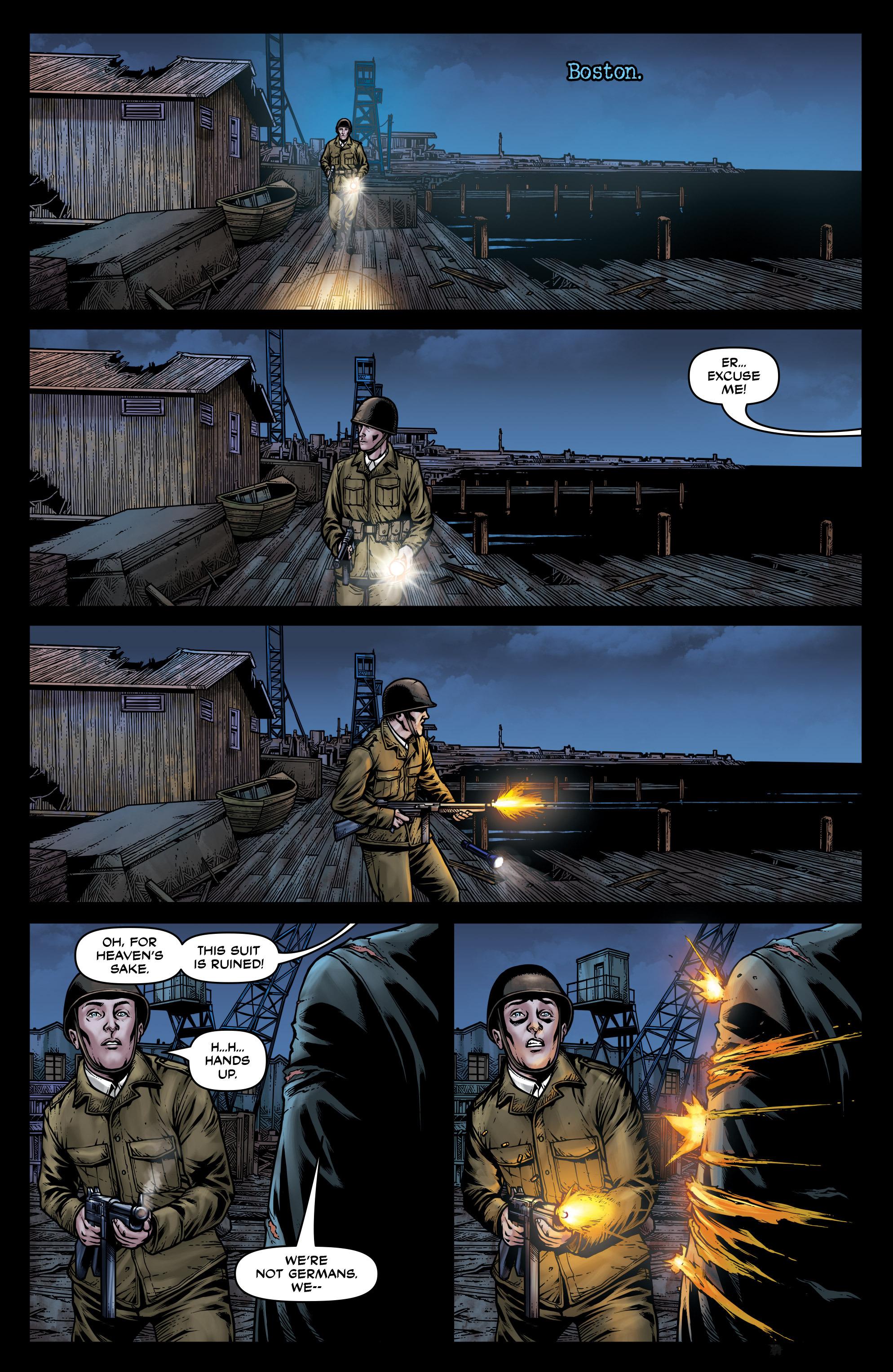 Read online Uber: Invasion comic -  Issue #3 - 22