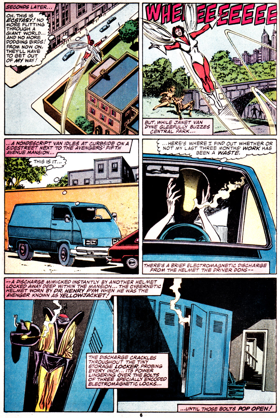 The Avengers (1963) 264 Page 6