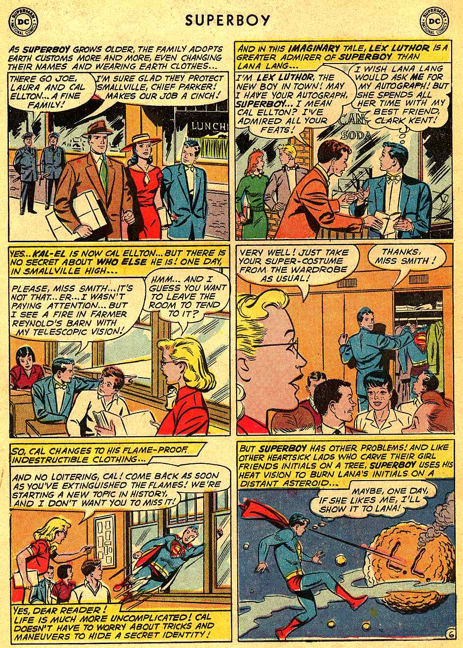 Superboy (1949) issue 95 - Page 16