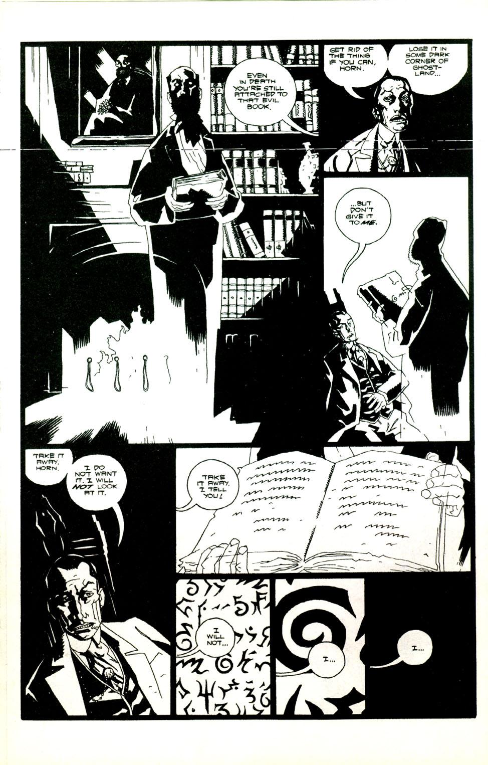 Dark Horse Presents (1986) Issue #142 #147 - English 6