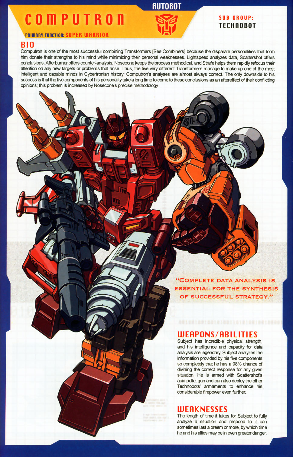Read online Transformers: More than Meets the Eye comic -  Issue #7 - 10