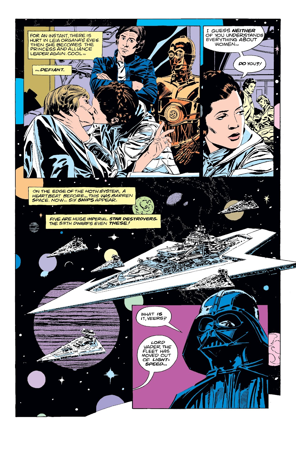 Read online Star Wars Legends: The Original Marvel Years - Epic Collection comic -  Issue # TPB 3 (Part 1) - 29