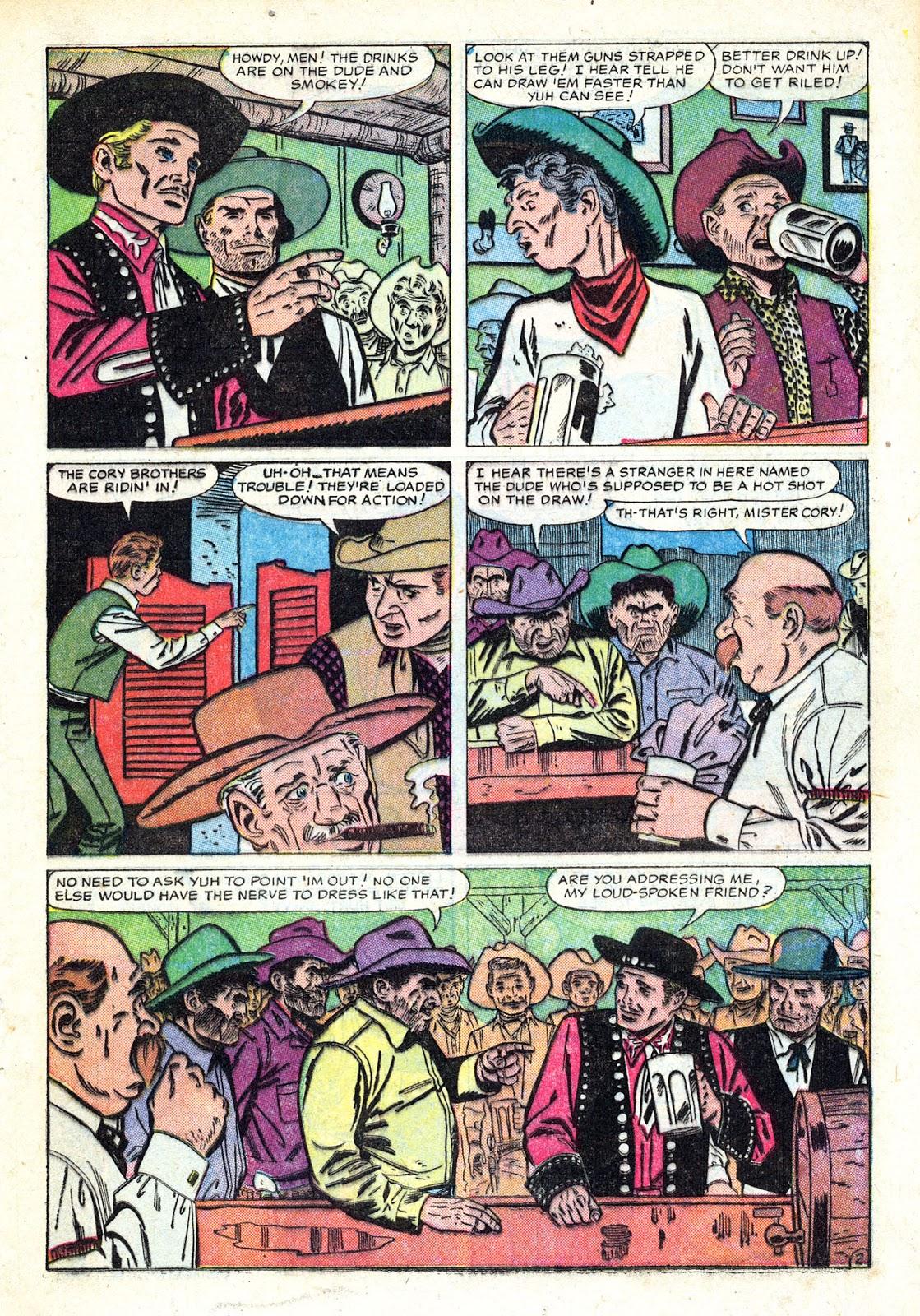 Gunsmoke Western issue 34 - Page 17