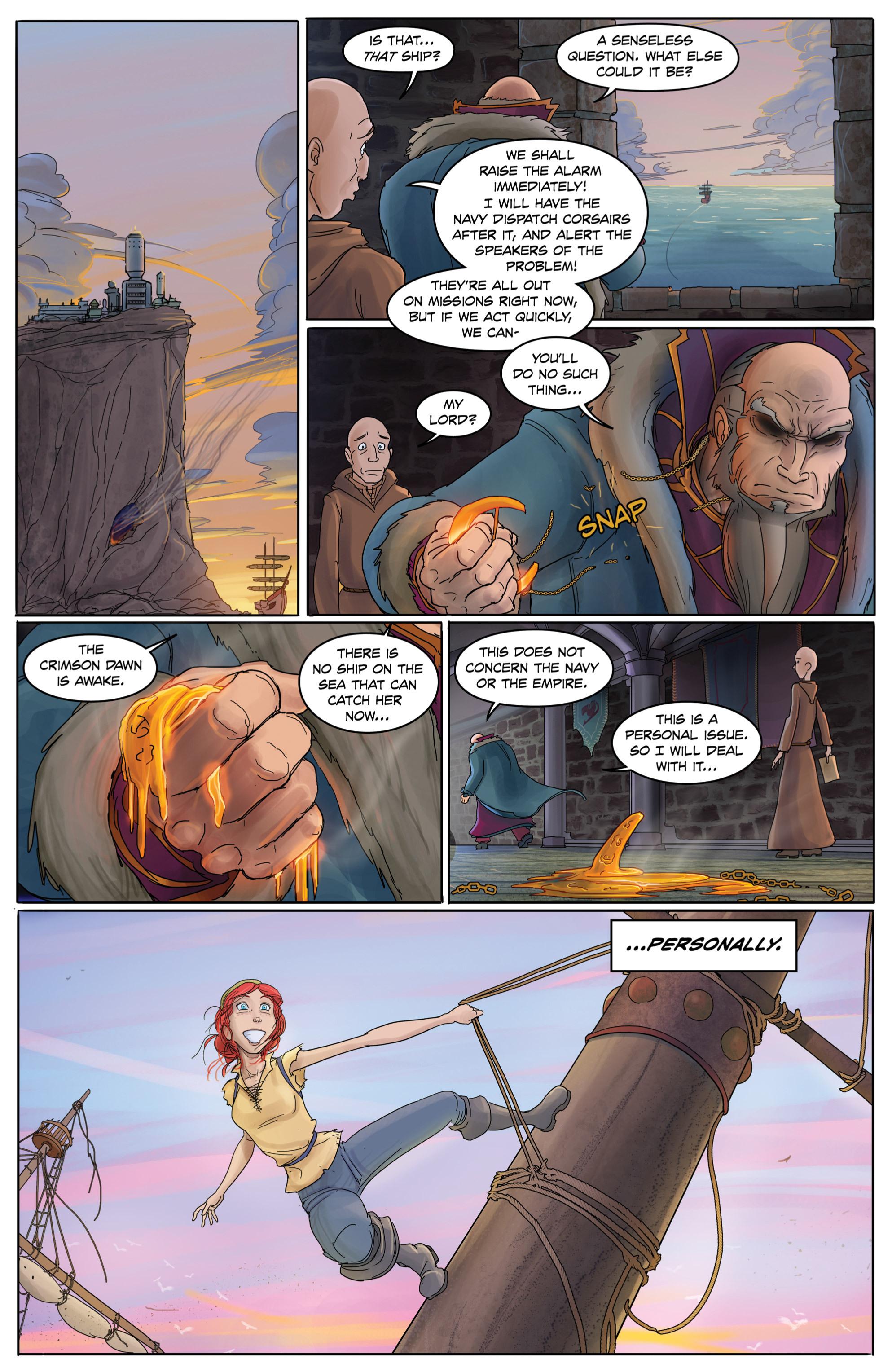 Read online Anne Bonnie comic -  Issue #1 - 19