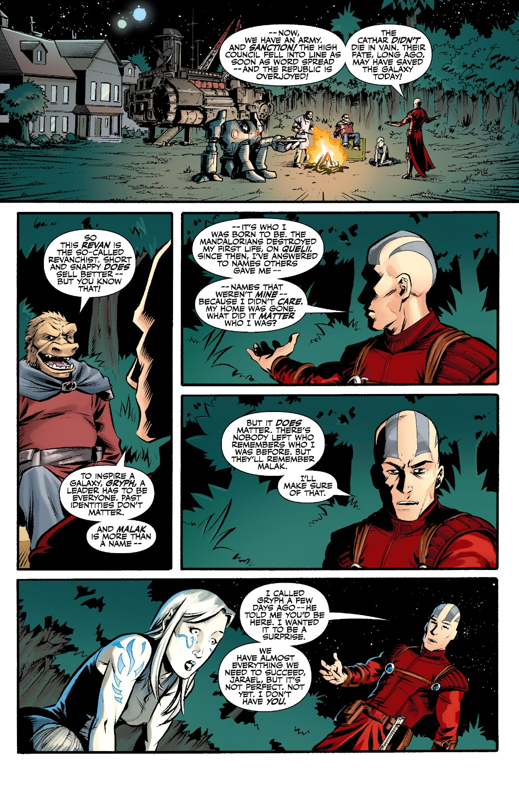Read online Star Wars Legends: The Old Republic - Epic Collection comic -  Issue # TPB 3 (Part 2) - 11