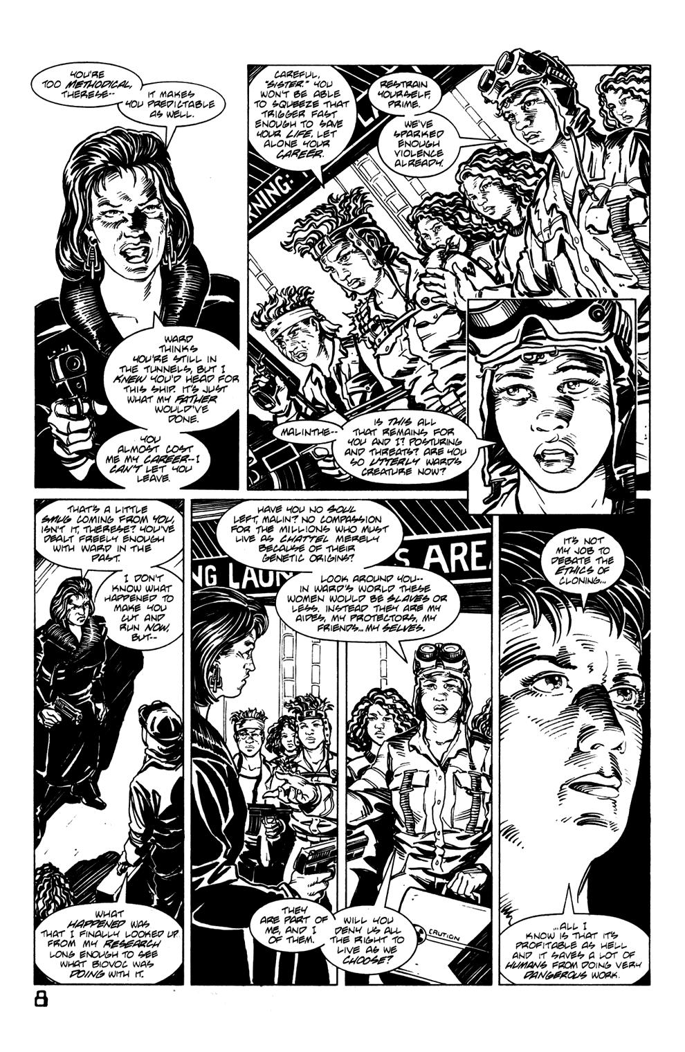Dark Horse Presents (1986) Issue #37 #42 - English 10
