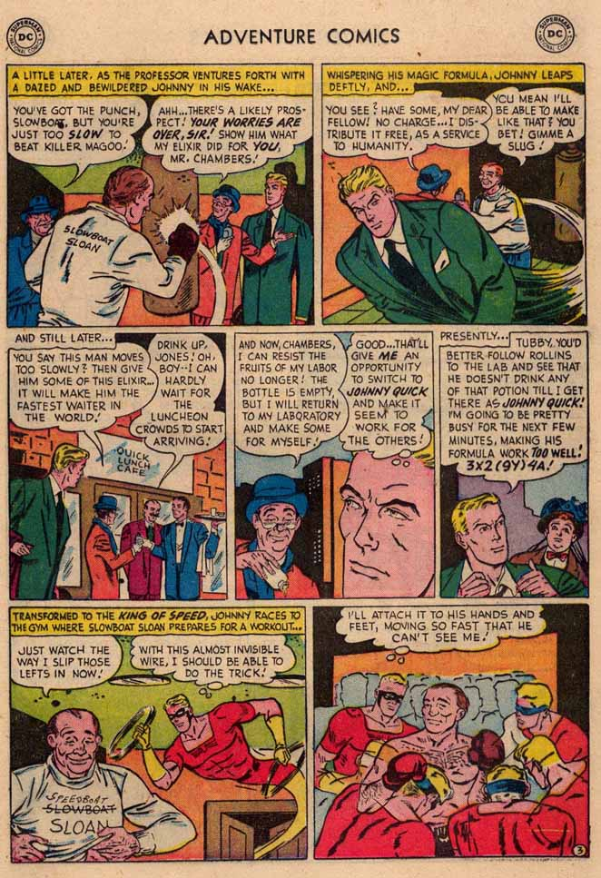 Read online Adventure Comics (1938) comic -  Issue #189 - 27