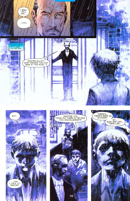 Read online Batman: Hush comic -  Issue #3 - 10