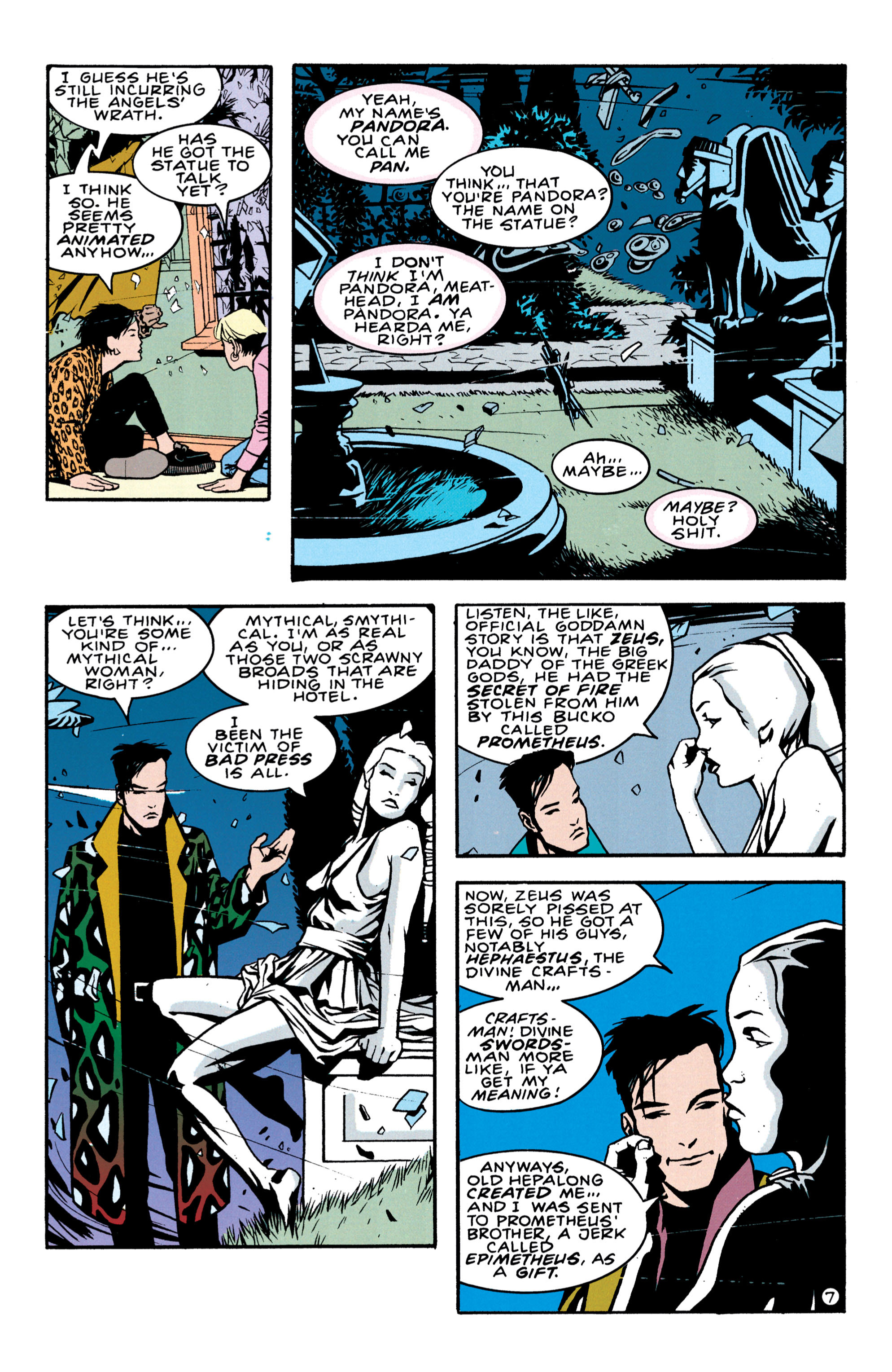 Read online Shade, the Changing Man comic -  Issue #41 - 8