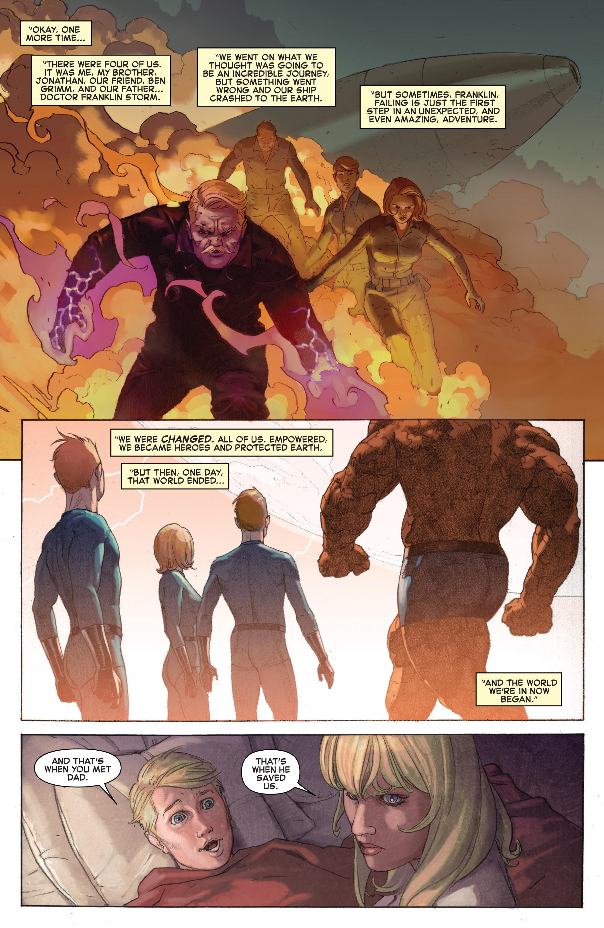 Read online Secret Wars comic -  Issue #6 - 25