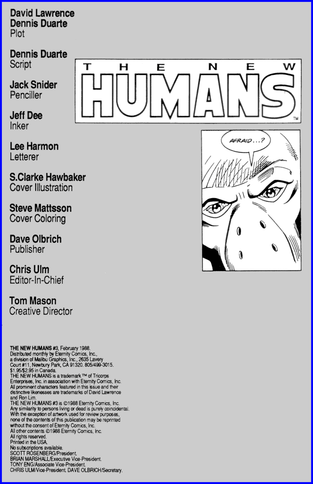 Read online The New Humans Vol. 1 comic -  Issue #3 - 4