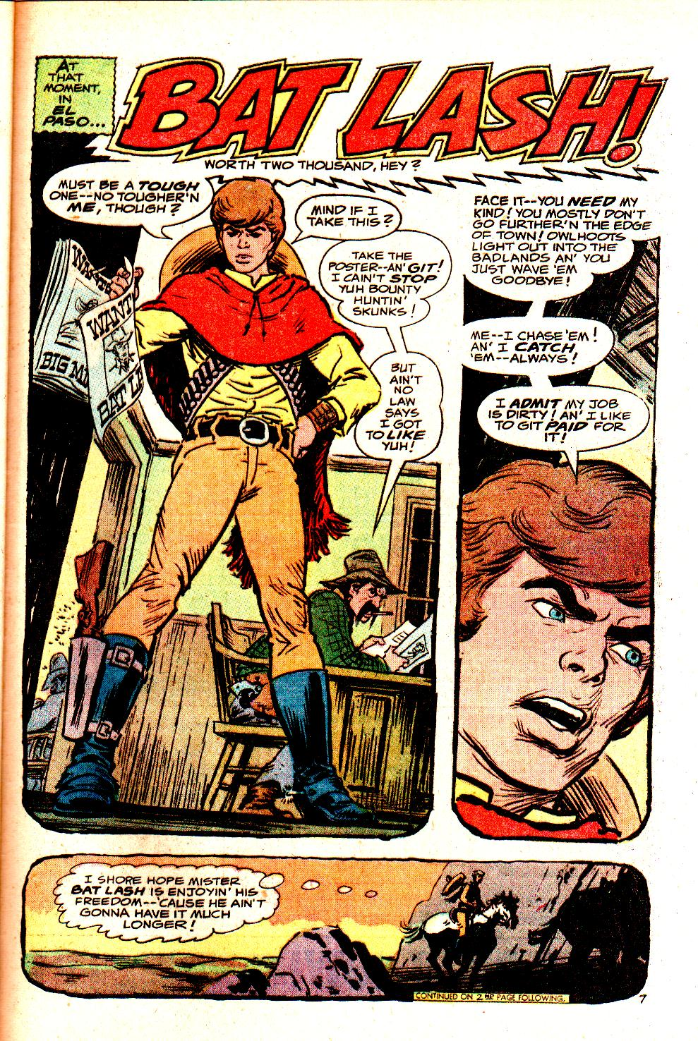 Read online All-Star Western (1970) comic -  Issue #11 - 43
