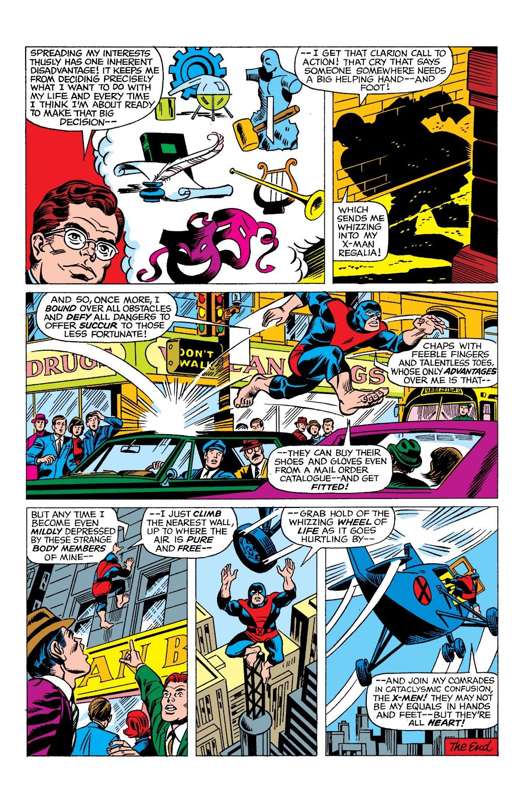 Uncanny X-Men (1963) issue 48 - Page 21