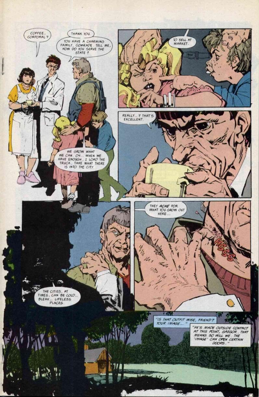 Read online Doctor Zero comic -  Issue #4 - 19