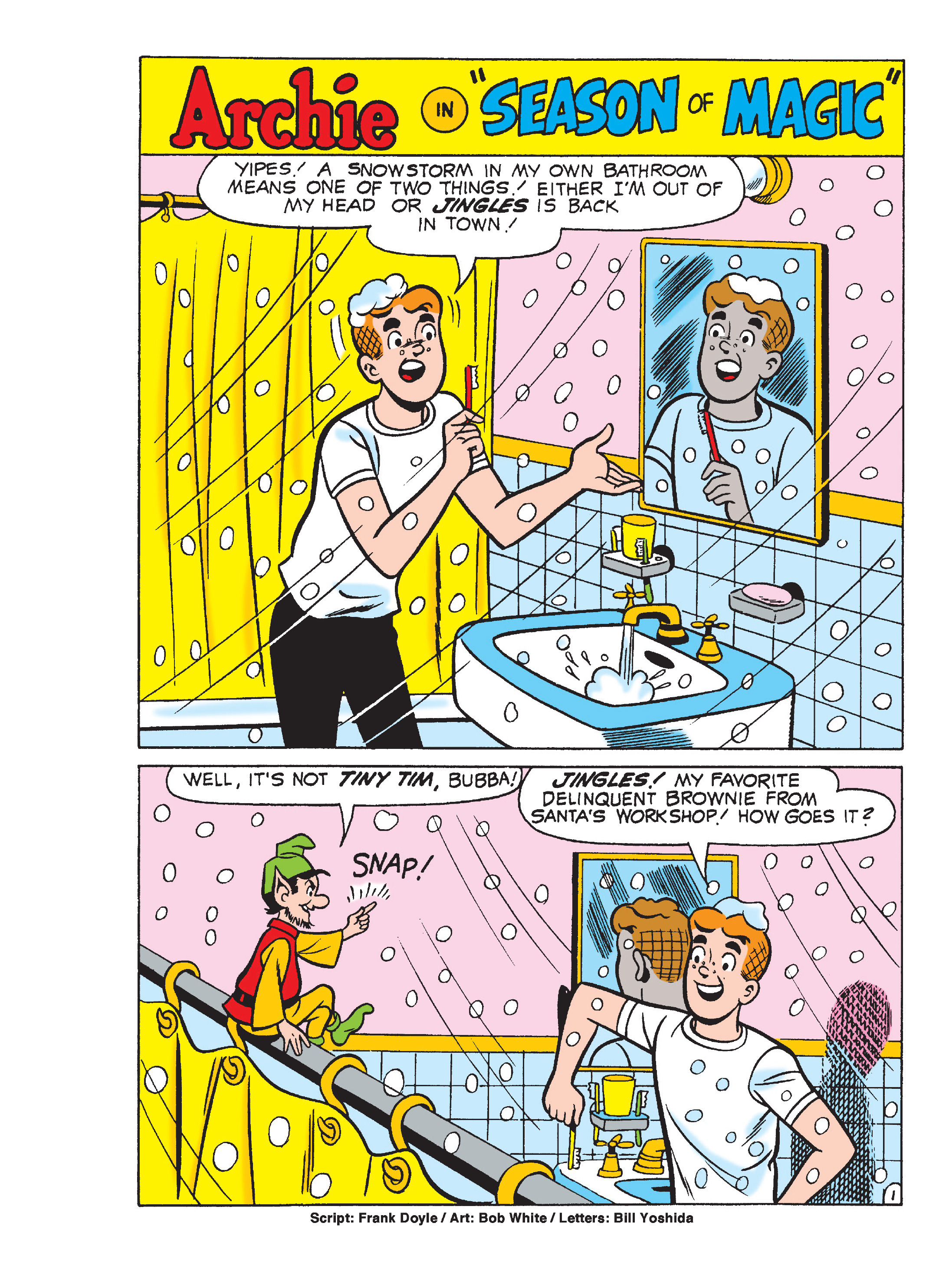 Read online World of Archie Double Digest comic -  Issue #64 - 22