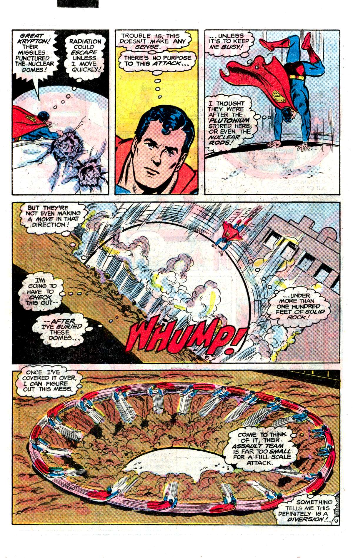 Read online Action Comics (1938) comic -  Issue #533 - 10