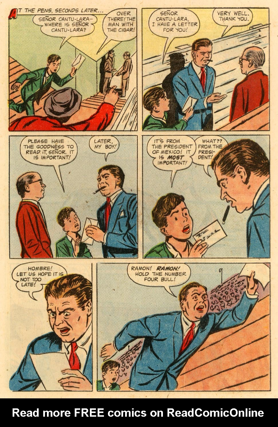 Four Color Comics issue 773 - Page 29