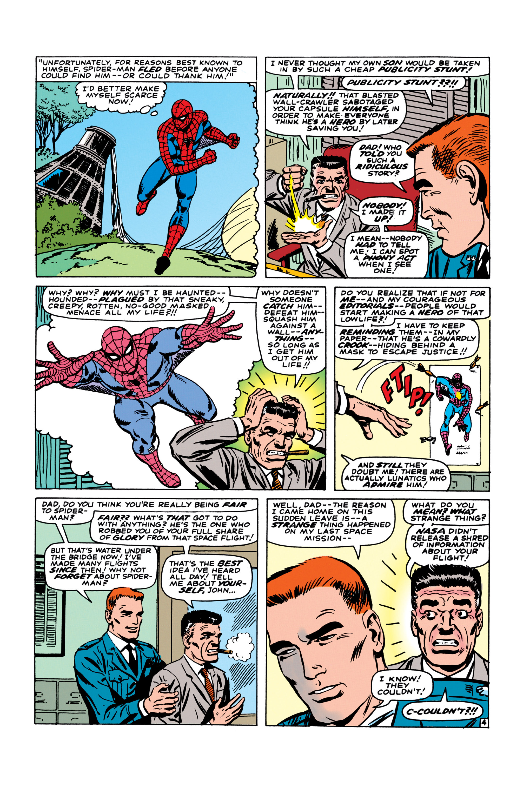 The Amazing Spider-Man (1963) 41 Page 4