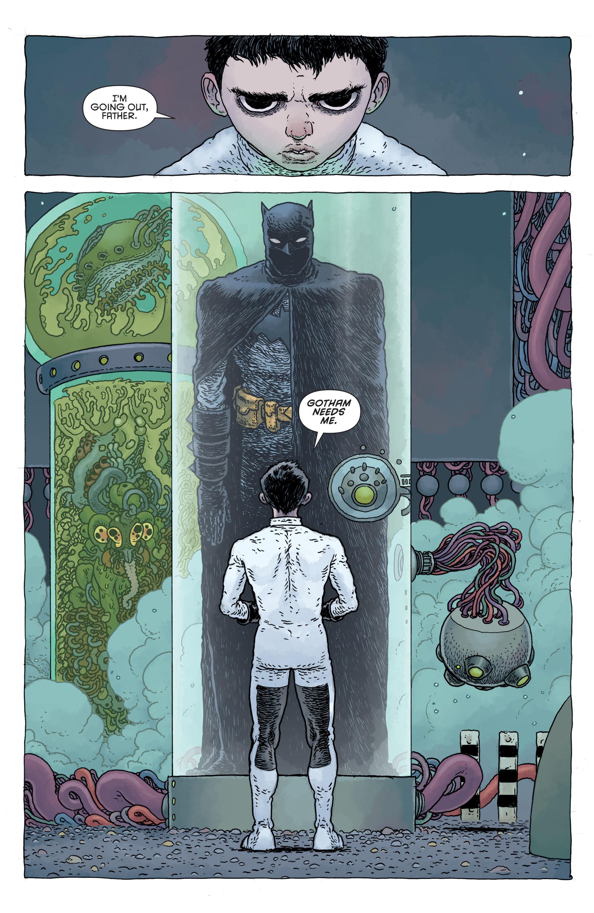 Read online Secret Origins (2014) comic -  Issue #4 - 26