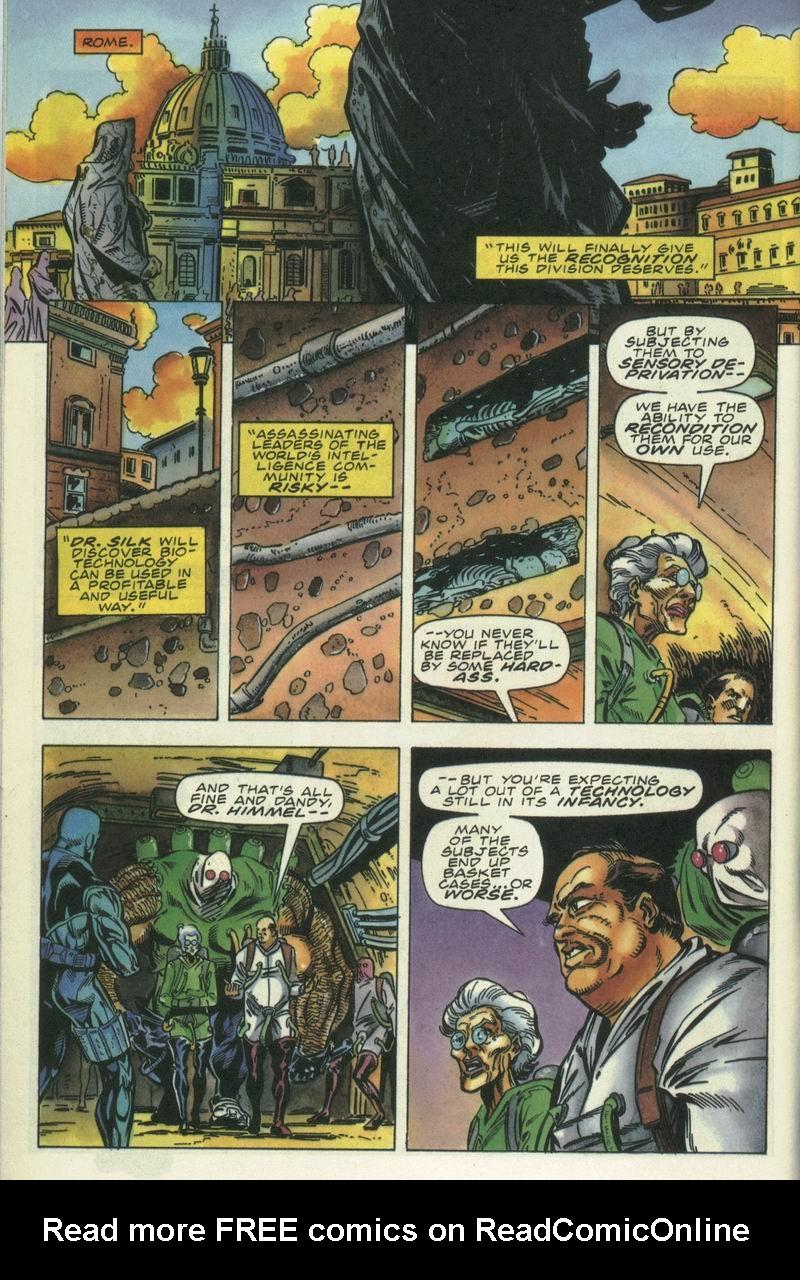 Read online Secret Weapons comic -  Issue #16 - 8