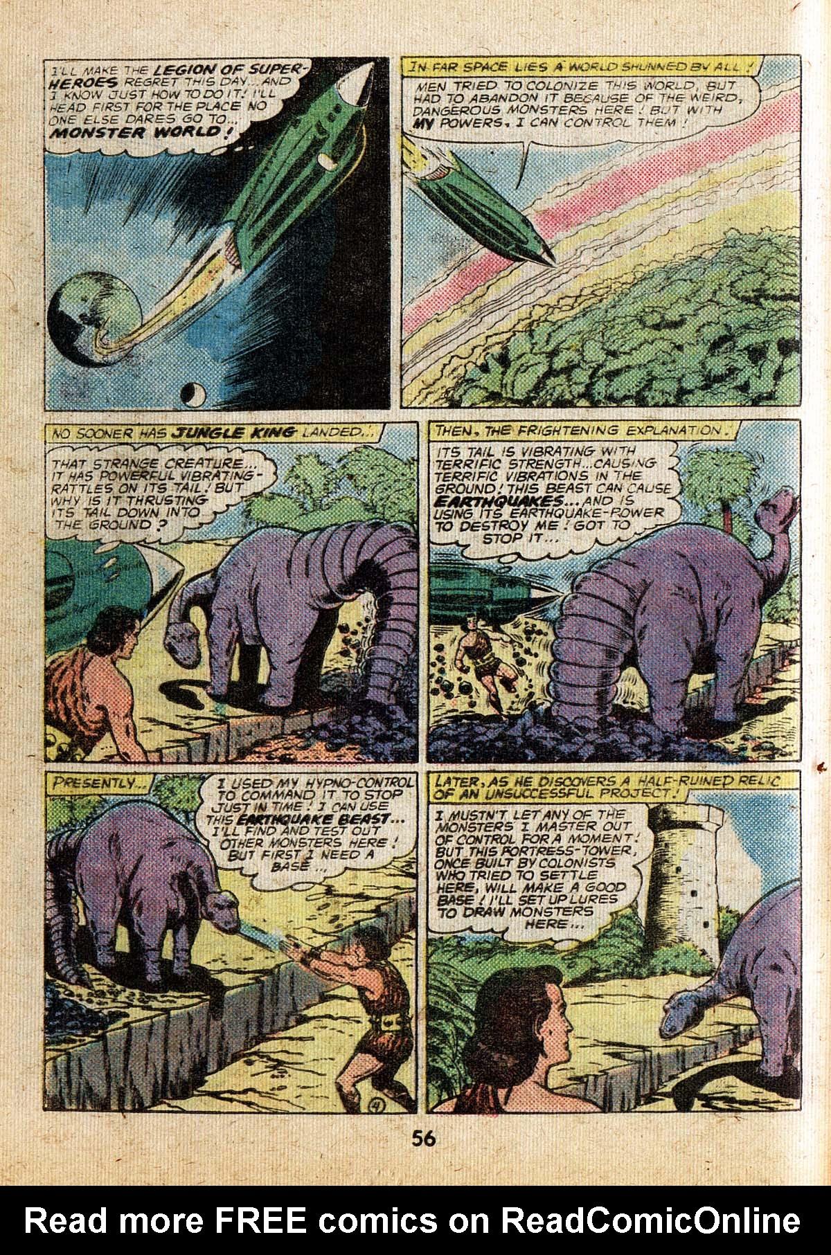 Read online Adventure Comics (1938) comic -  Issue #500 - 56
