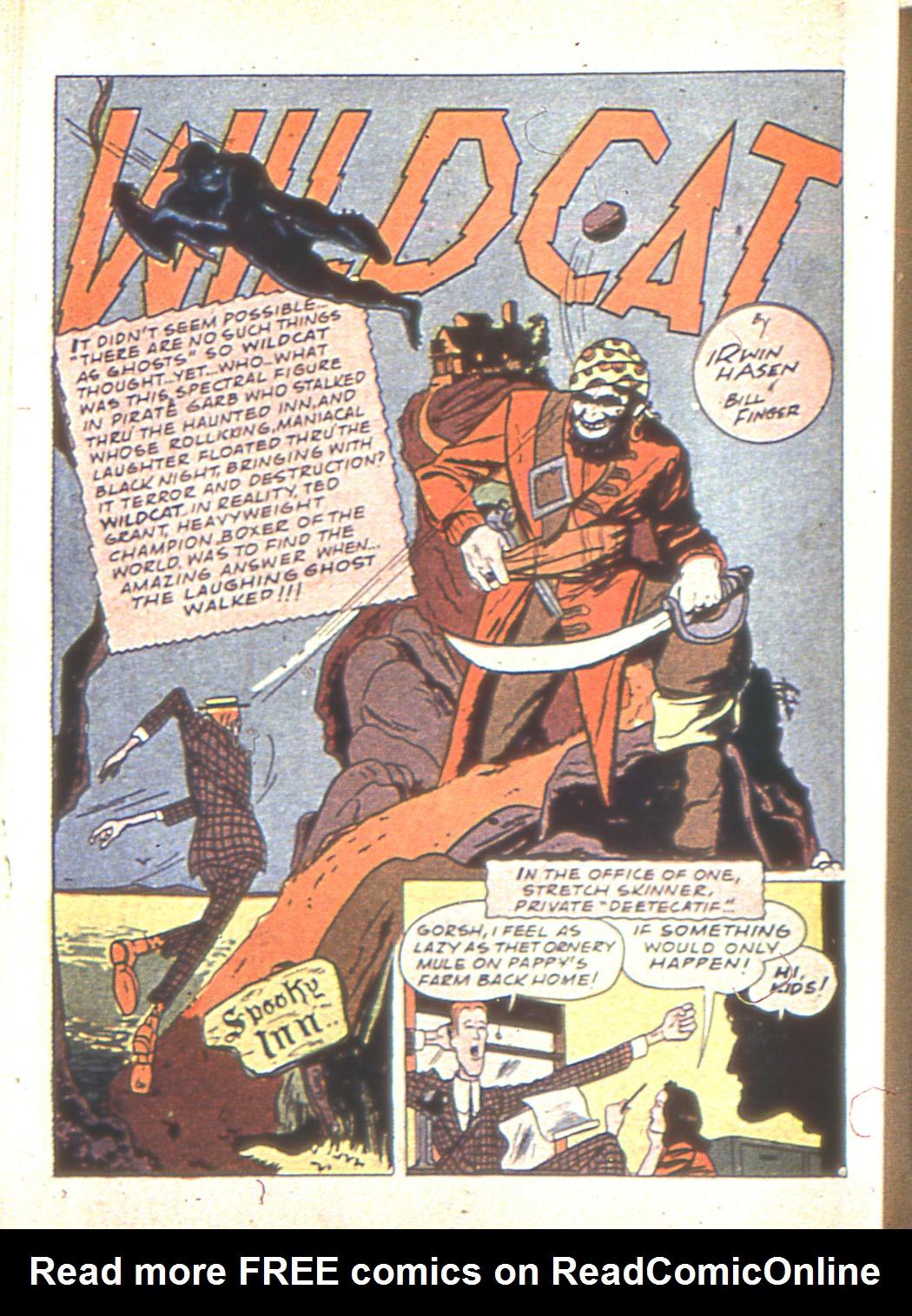 Read online Sensation (Mystery) Comics comic -  Issue #6 - 56