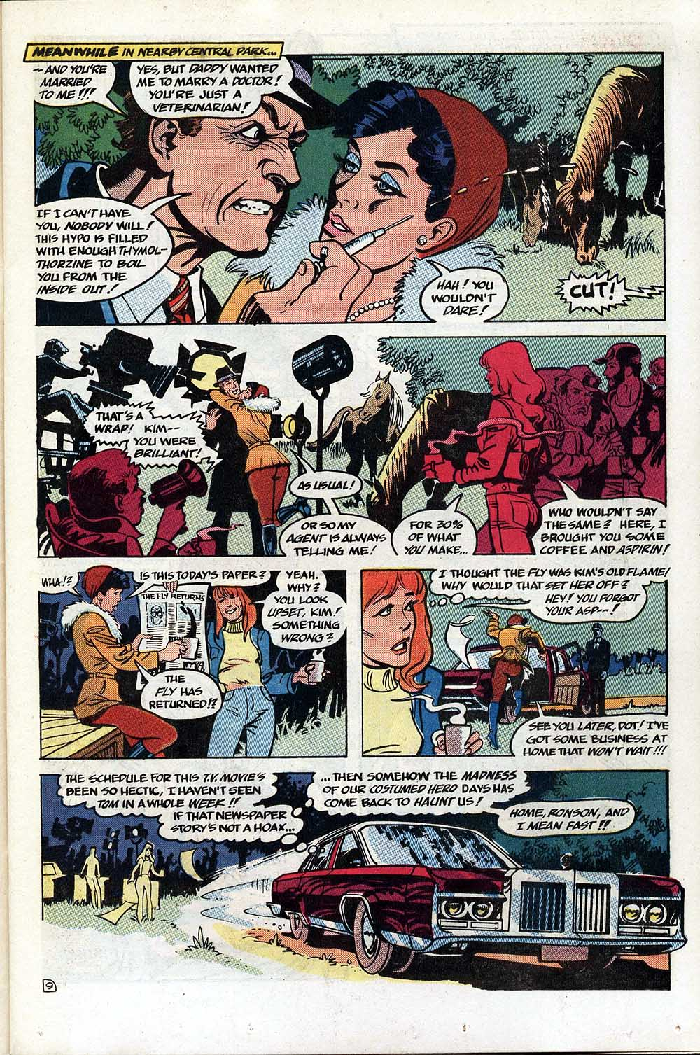Read online The Fly (1983) comic -  Issue #1 - 10