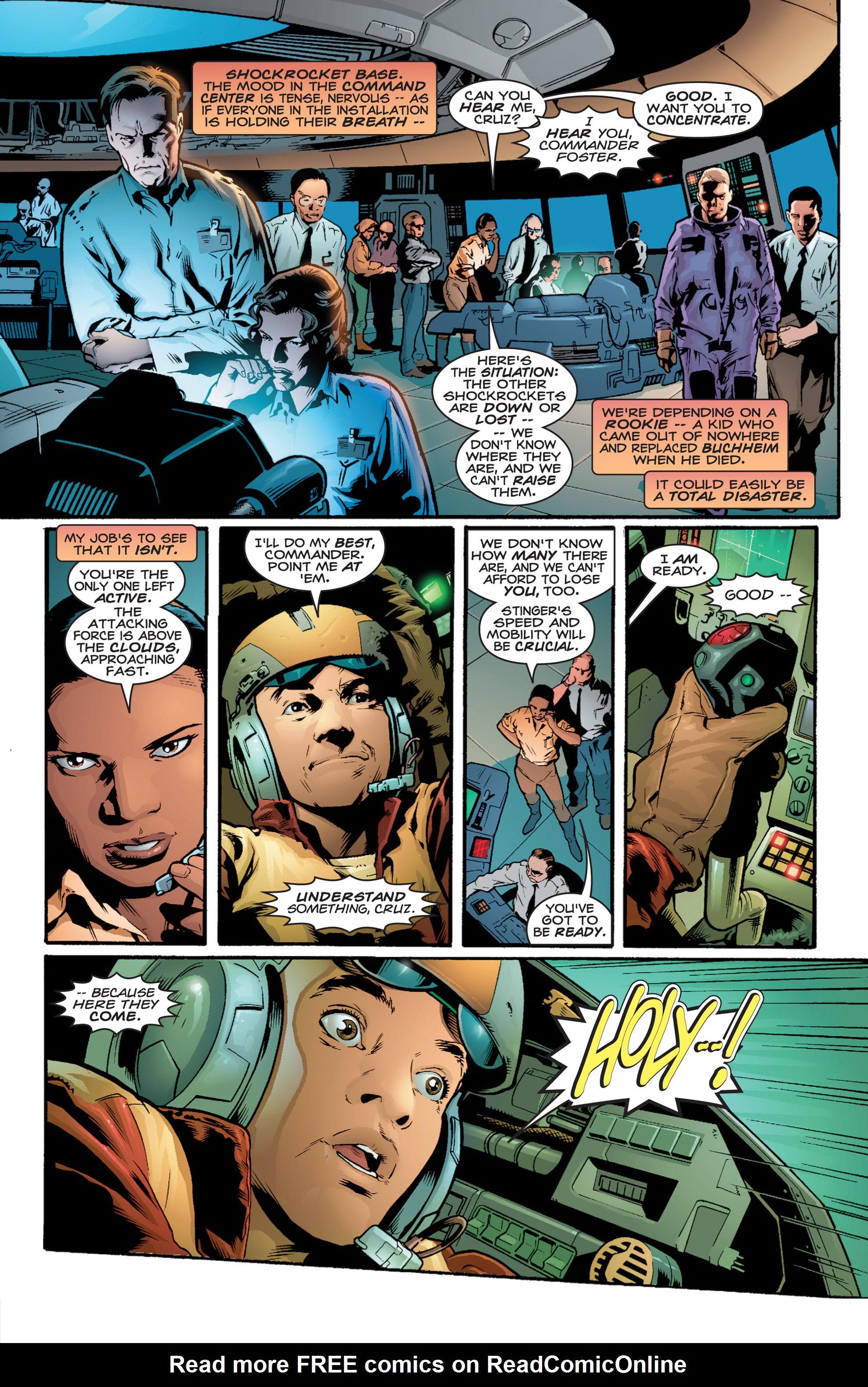 Read online Shockrockets comic -  Issue # TPB - 31