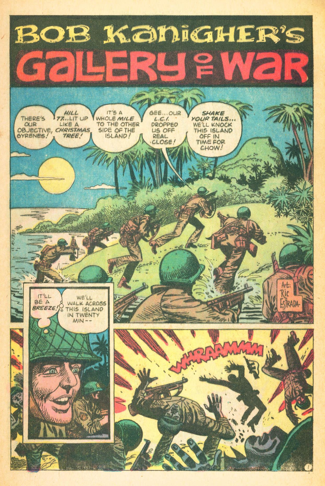 Read online Sgt. Rock comic -  Issue #302 - 25