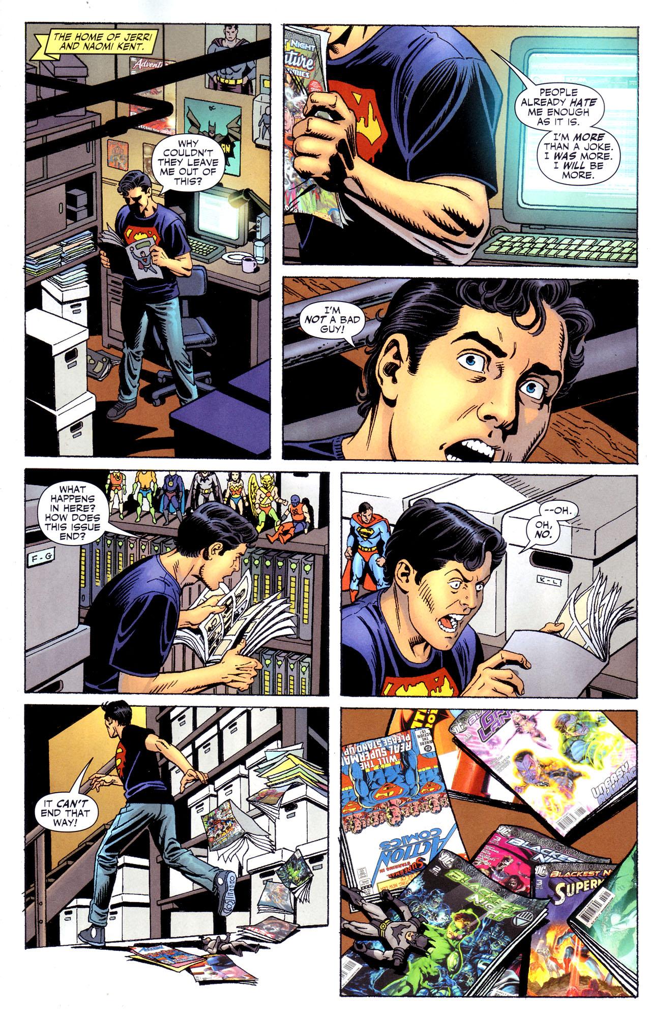 Read online Adventure Comics (2009) comic -  Issue #4 - 3