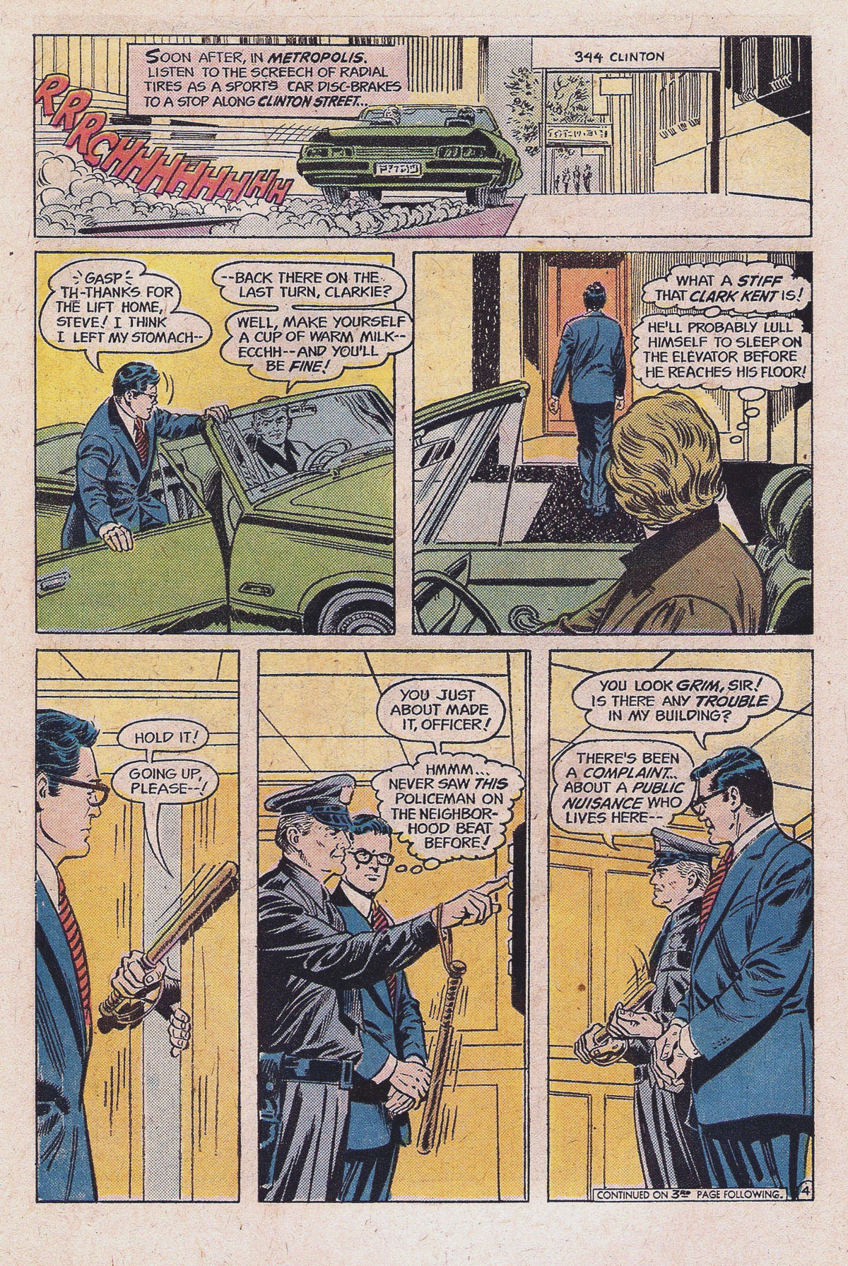 Read online Action Comics (1938) comic -  Issue #444 - 6