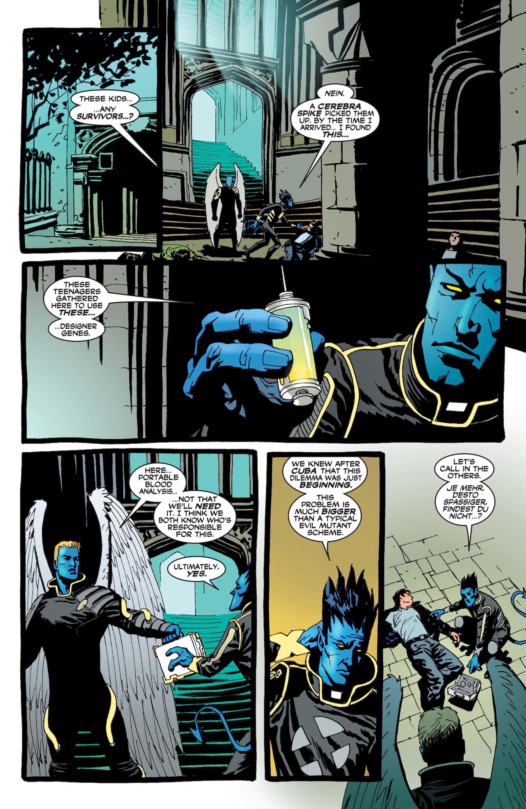 Read online Uncanny X-Men (1963) comic -  Issue #408 - 11