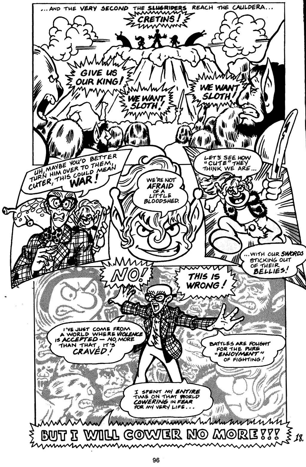 Read online Normalman - The Novel comic -  Issue # TPB (Part 1) - 98