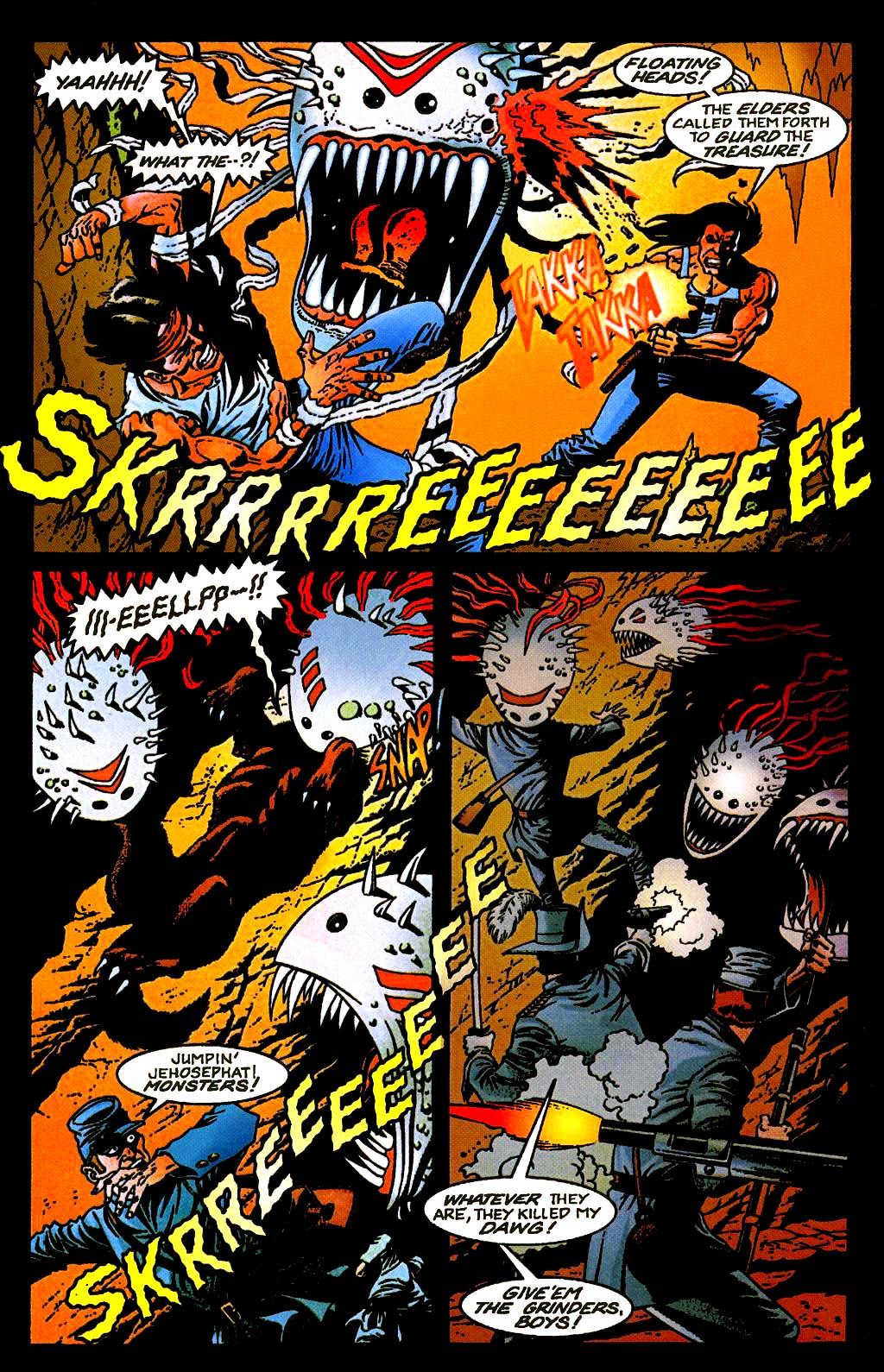 Read online Turok, Dinosaur Hunter (1993) comic -  Issue #40 - 11