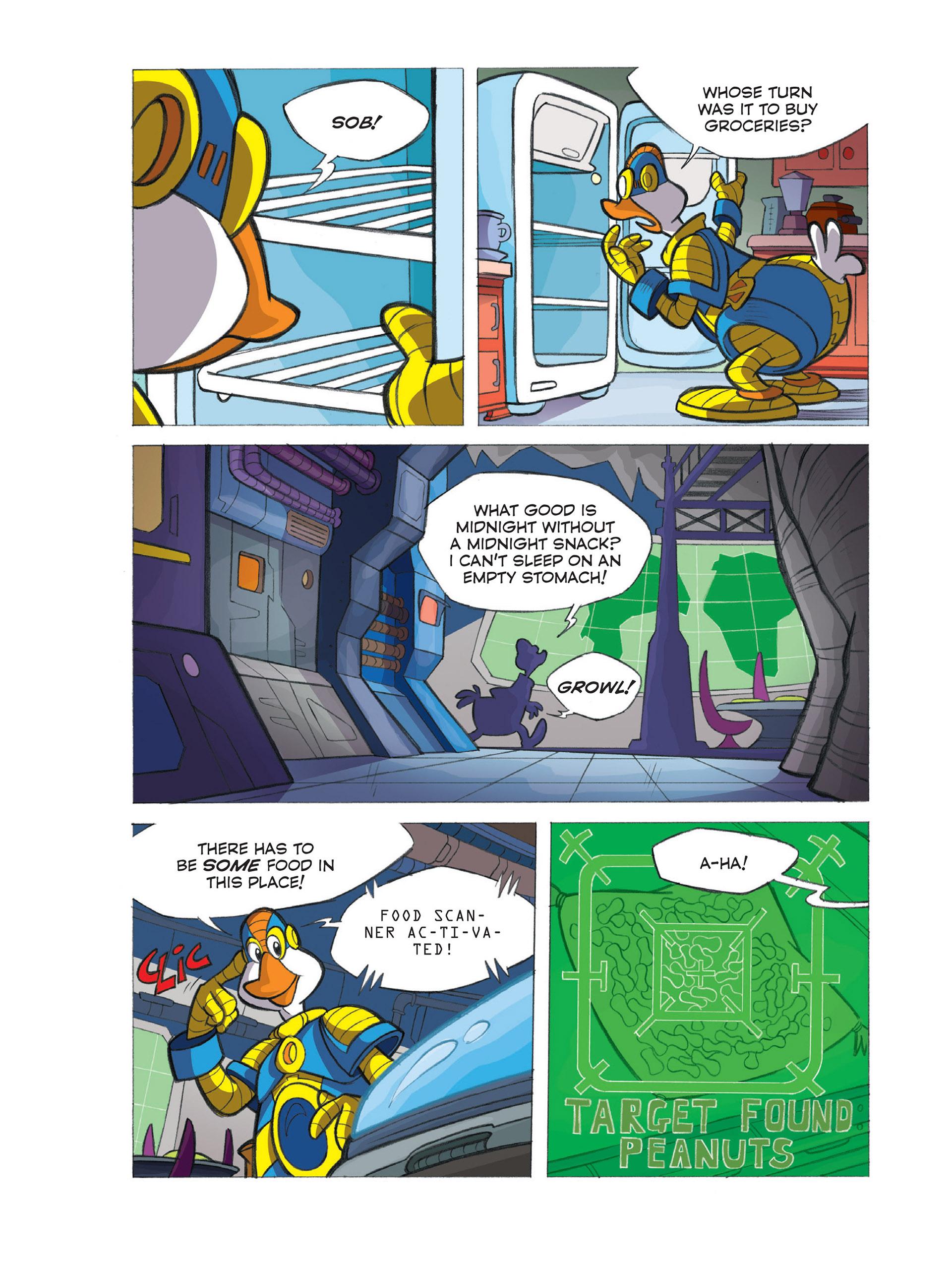 Read online Ultraheroes comic -  Issue #3 - 26