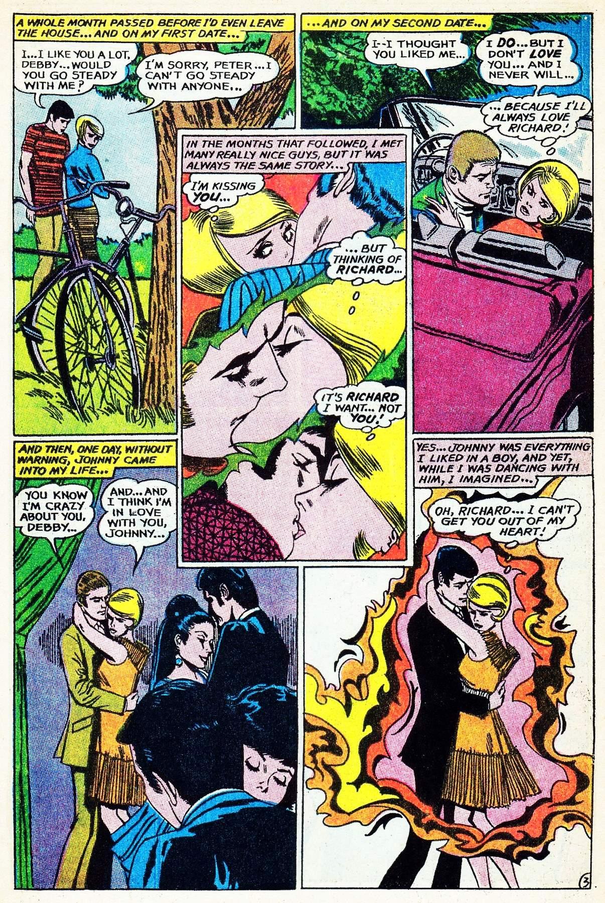 Read online Secret Hearts comic -  Issue #133 - 5