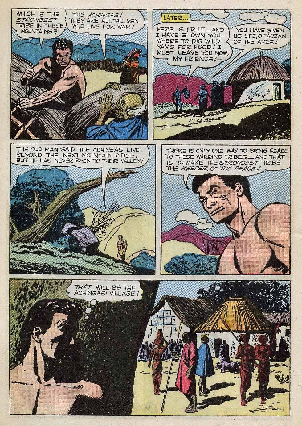 Tarzan (1948) issue 101 - Page 5