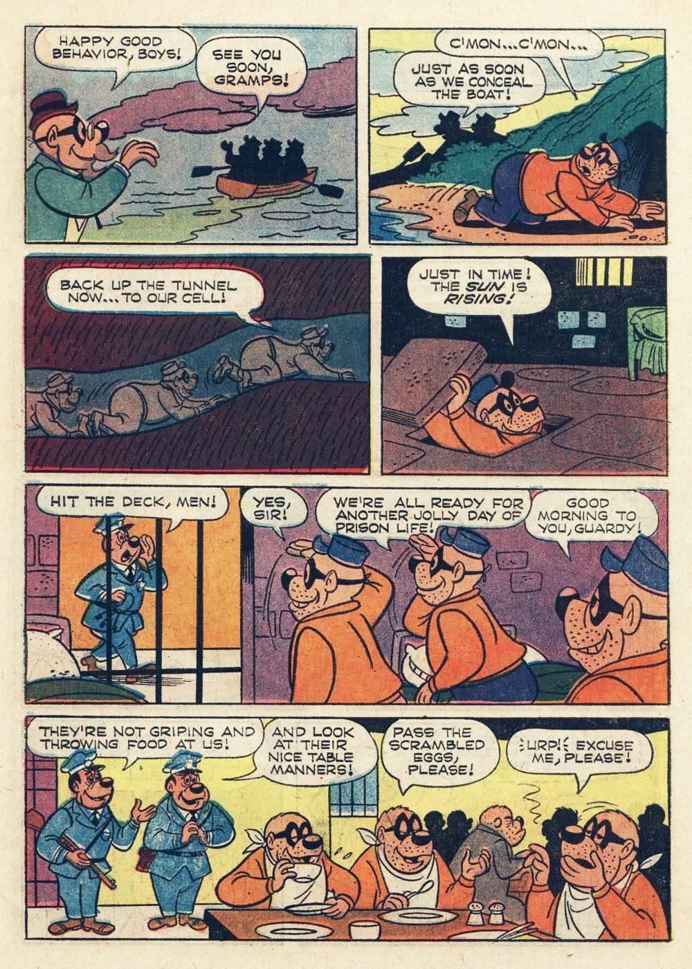 Walt Disney THE BEAGLE BOYS issue 6 - Page 7