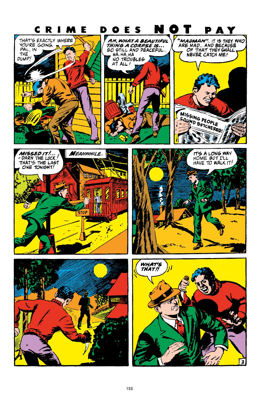 Read online Crime Does Not Pay Archives comic -  Issue # TPB 4 (Part 2) - 53