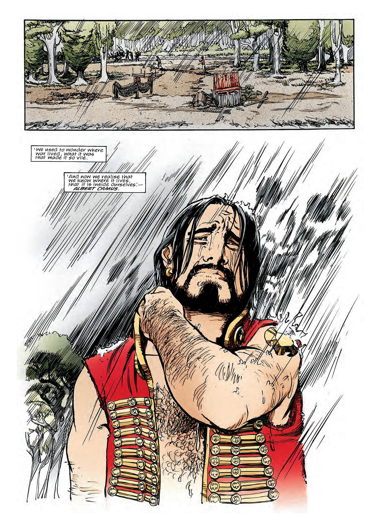 Read online Nikolai Dante comic -  Issue # TPB 3 - 131