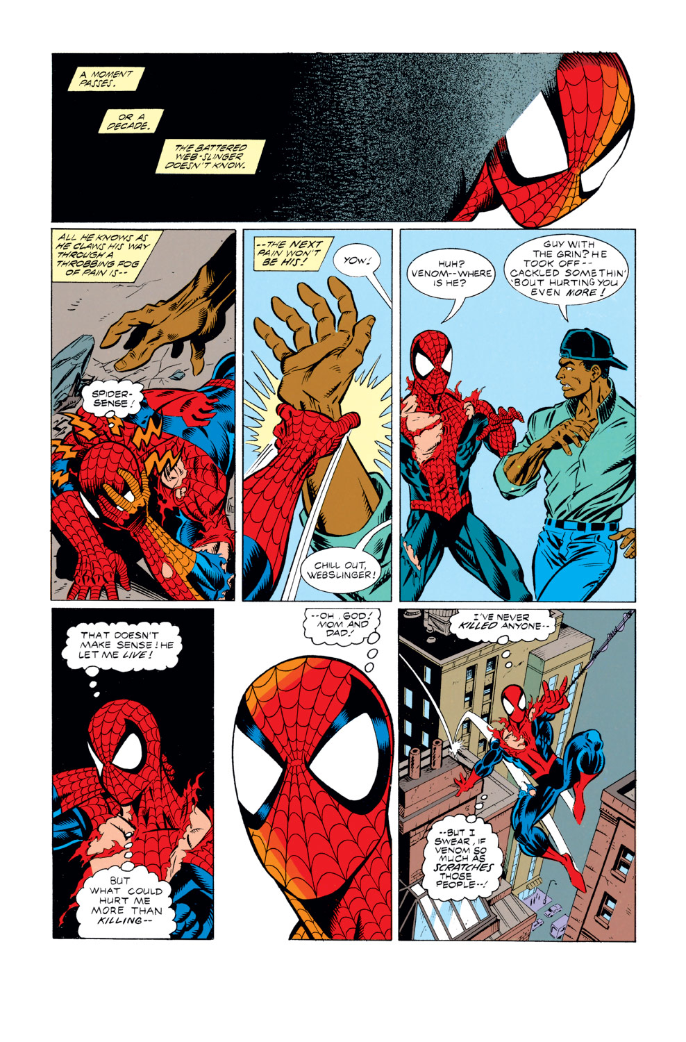 The Amazing Spider-Man (1963) 374 Page 21