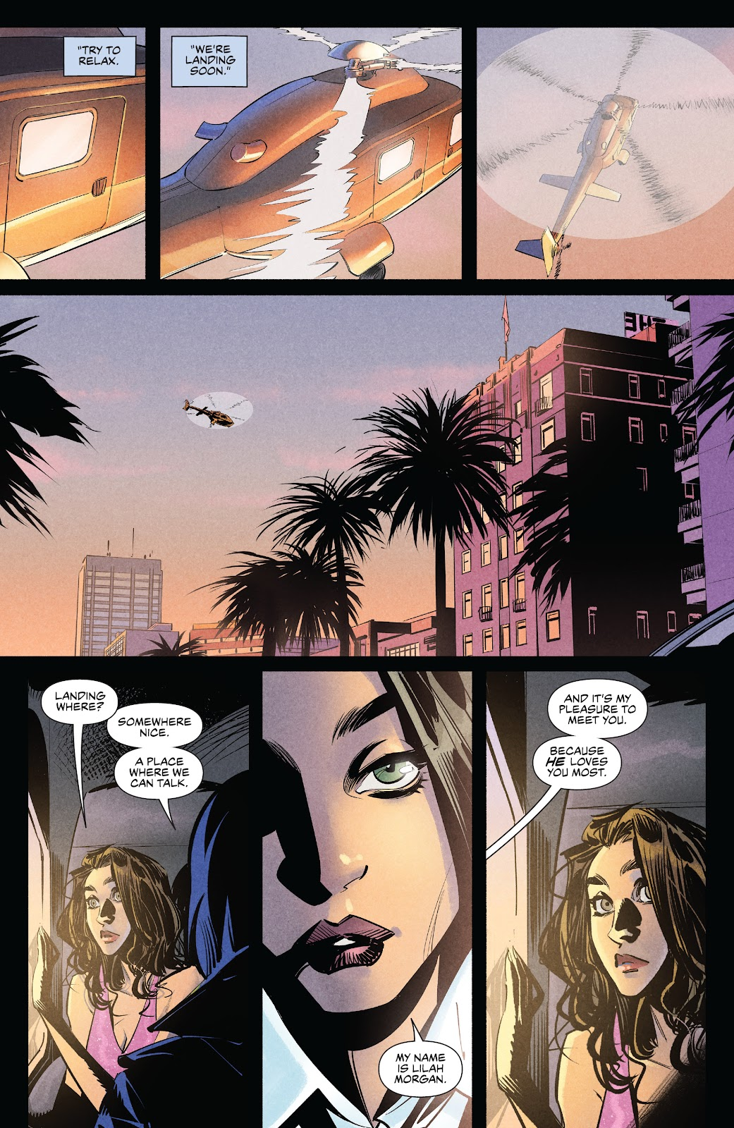 Read online Angel (2019) comic -  Issue #7 - 6