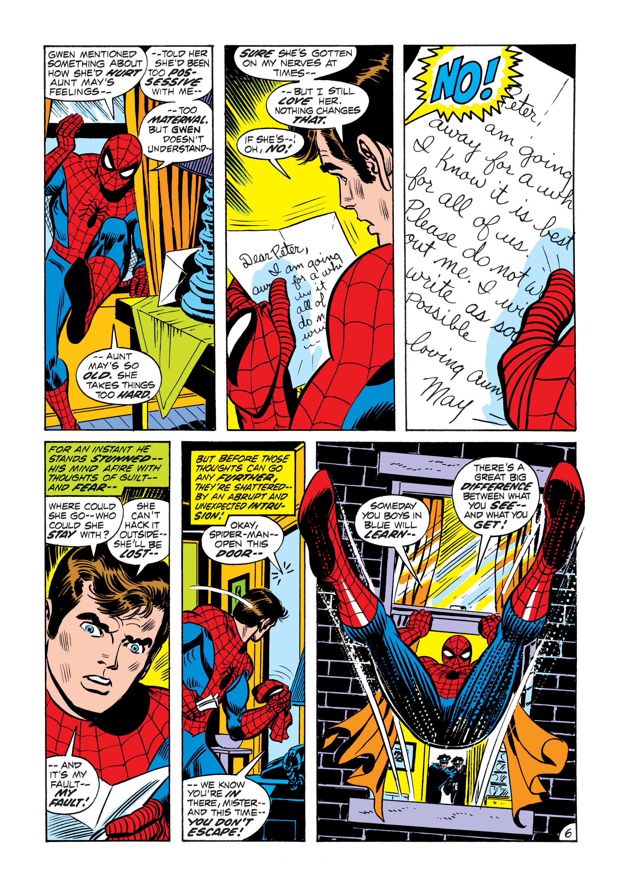 The Amazing Spider-Man (1963) 111 Page 6