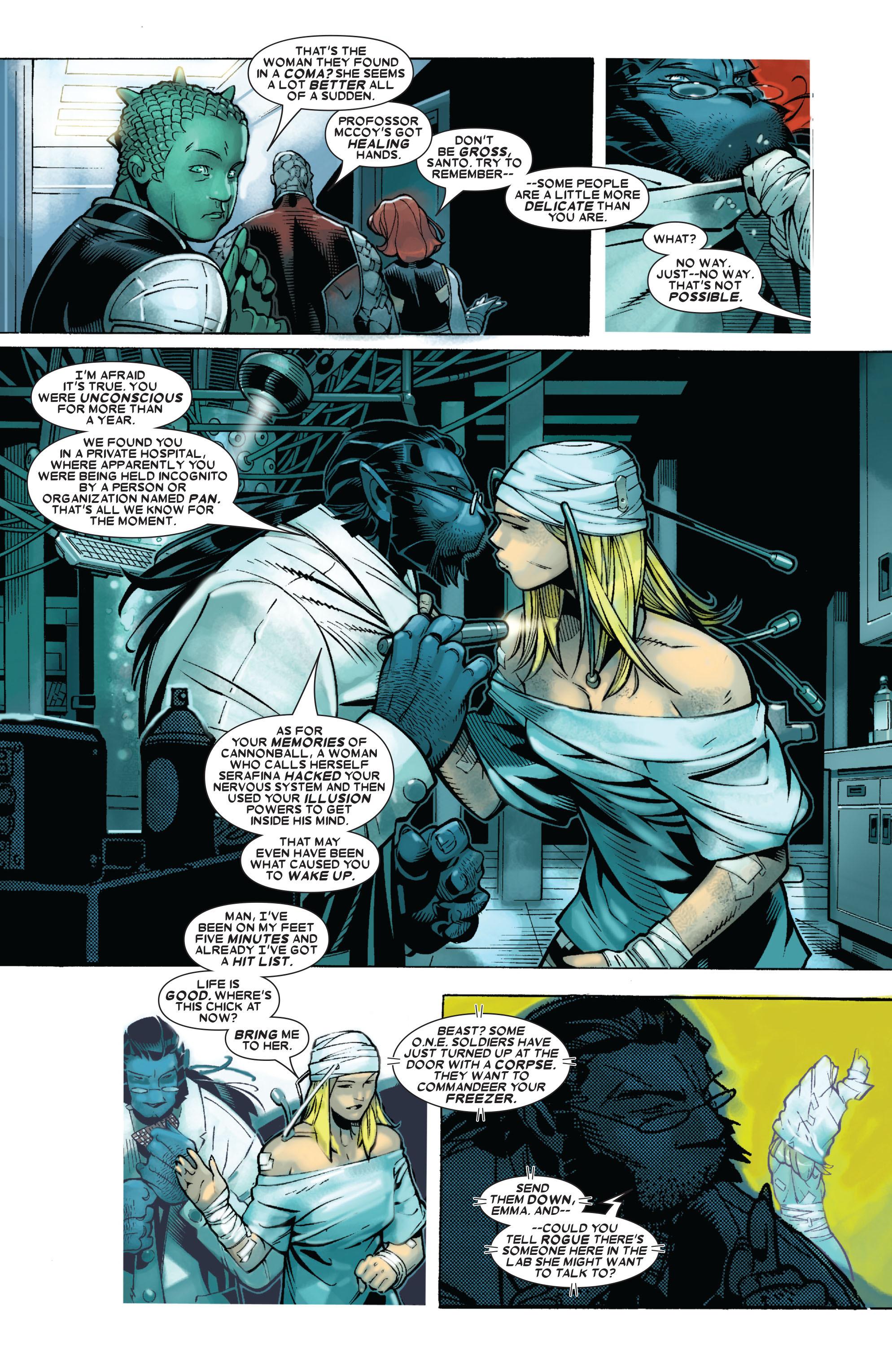 X-Men (1991) 192 Page 8