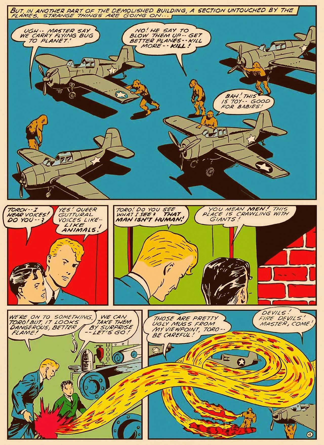 Read online All-Winners Comics comic -  Issue #9 - 5